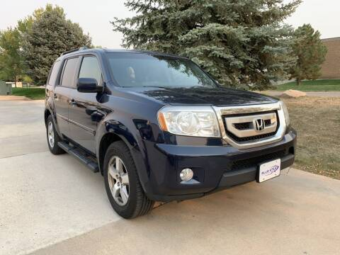 2010 Honda Pilot for sale at Blue Star Auto Group in Frederick CO