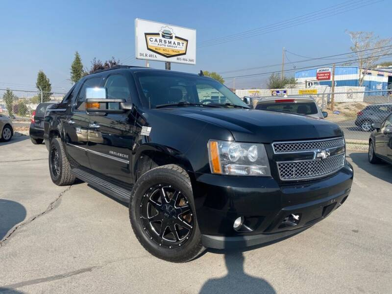 2011 Chevrolet Avalanche for sale at CarSmart Auto Group in Murray UT