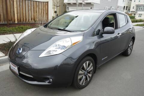 2013 Nissan LEAF for sale at Sports Plus Motor Group LLC in Sunnyvale CA
