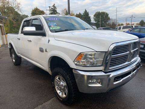 2012 RAM Ram Pickup 2500 for sale at A 1 Motors in Monroe MI