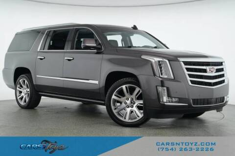 2015 Cadillac Escalade ESV for sale at JumboAutoGroup.com - Carsntoyz.com in Hollywood FL