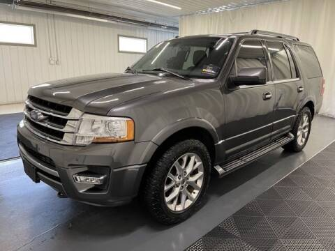 2017 Ford Expedition for sale at Monster Motors in Michigan Center MI