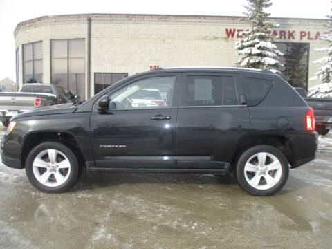 2011 Jeep Compass for sale at Elite Motors in Fargo ND