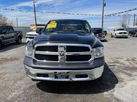 2017 RAM Ram Pickup 1500 for sale at Velascos Used Car Sales in Hermiston OR