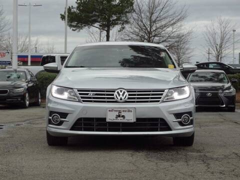 2016 Volkswagen CC for sale at Auto Finance of Raleigh in Raleigh NC