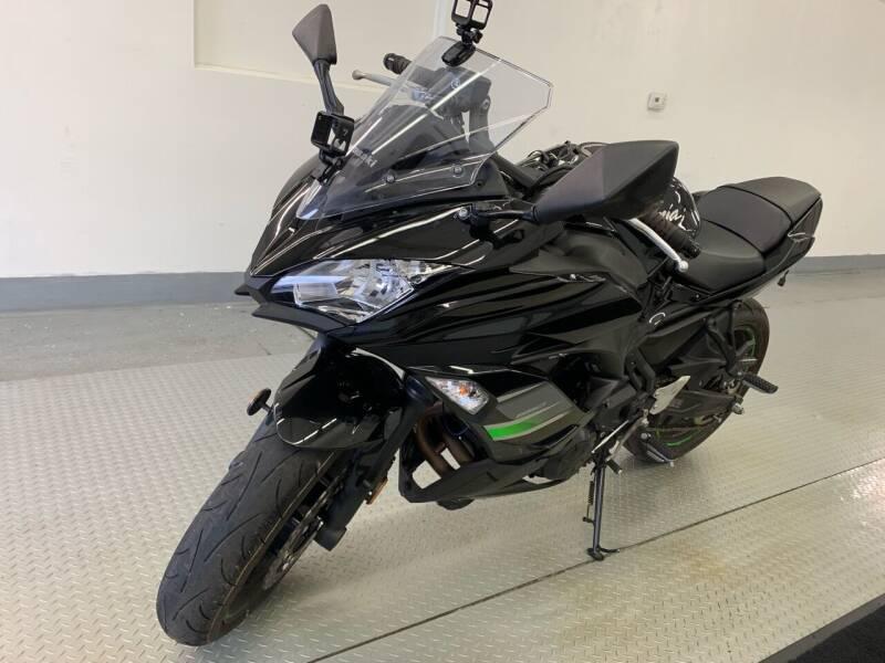 2019 Kawasaki EX650-J - for sale at TOWNE AUTO BROKERS in Virginia Beach VA