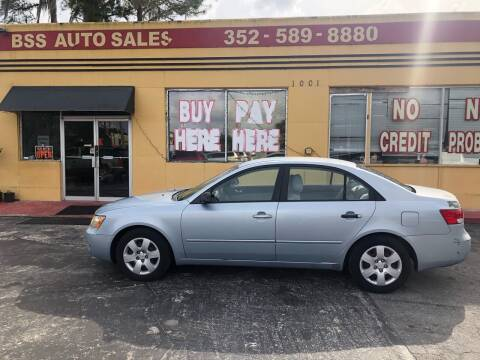 2007 Hyundai Sonata for sale at BSS AUTO SALES INC in Eustis FL