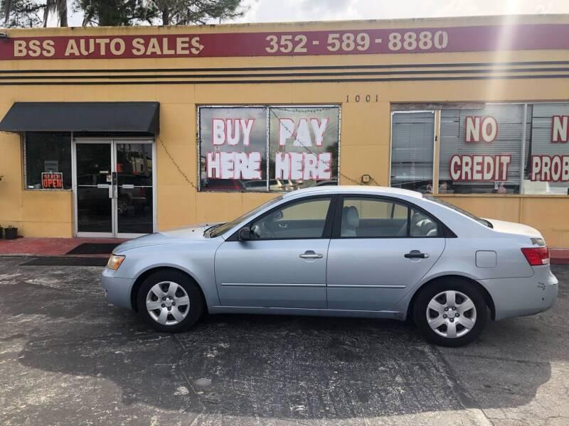 2007 Hyundai Sonata for sale at BSS AUTO SALES INC in Eustis FL