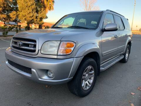 2004 Toyota Sequoia for sale at 707 Motors in Fairfield CA
