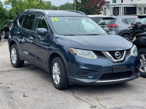 2015 Nissan Rogue for sale at Tonny's Auto Sales Inc. in Brockton MA