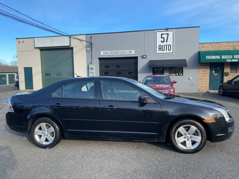 2009 Ford Fusion for sale at 57 AUTO in Feeding Hills MA