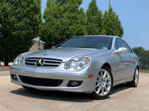 2007 Mercedes-Benz CLK for sale at Car Expo US, Inc in Philadelphia PA