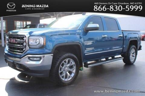 2018 GMC Sierra 1500 for sale at Bening Mazda in Cape Girardeau MO
