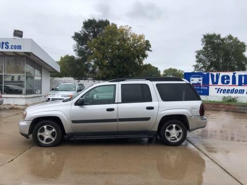 2005 Chevrolet TrailBlazer EXT for sale at Velp Avenue Motors LLC in Green Bay WI