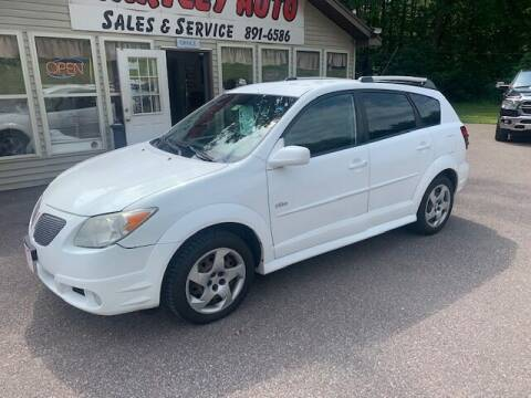 2006 Pontiac Vibe for sale at Hartley Auto Sales & Service in Milton VT