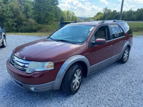 2008 Ford Taurus X for sale at Bailey's Auto Sales in Cloverdale VA