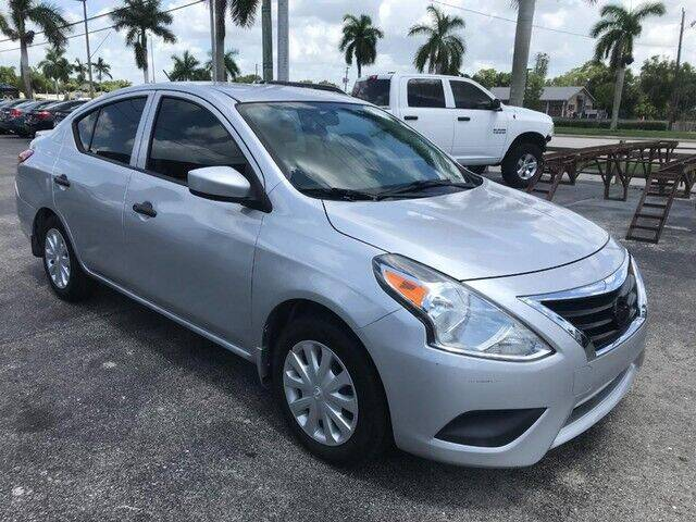 2017 Nissan Versa for sale at Denny's Auto Sales in Fort Myers FL