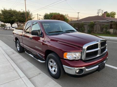 2002 Dodge Ram Pickup 1500 for sale at OPTED MOTORS in Santa Clara CA