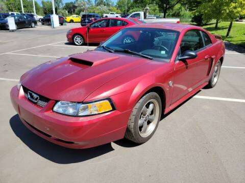 2004 Ford Mustang for sale at North Oakland Motors in Waterford MI