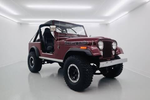 1985 Jeep CJ-7 for sale at Alta Auto Group in Concord NC