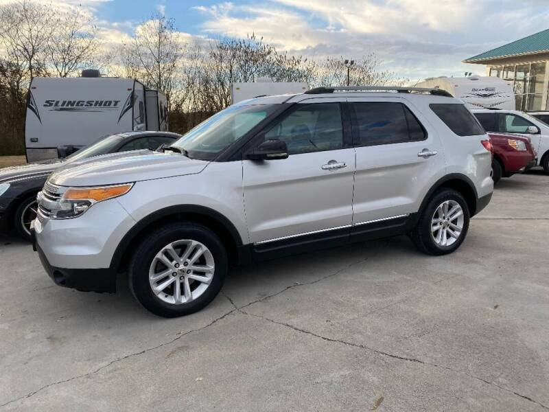 2011 Ford Explorer for sale at Autoway Auto Center in Sevierville TN