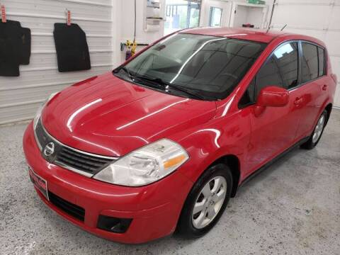 2008 Nissan Versa for sale at Jem Auto Sales in Anoka MN