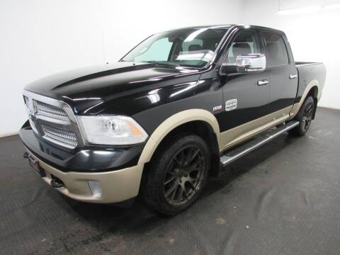 2013 RAM Ram Pickup 1500 for sale at Automotive Connection in Fairfield OH