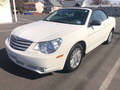 2008 Chrysler Sebring for sale at EZ Auto Sales , Inc in Edison NJ
