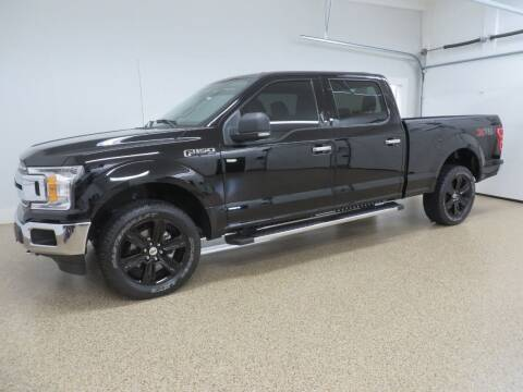 2018 Ford F-150 for sale at HTS Auto Sales in Hudsonville MI