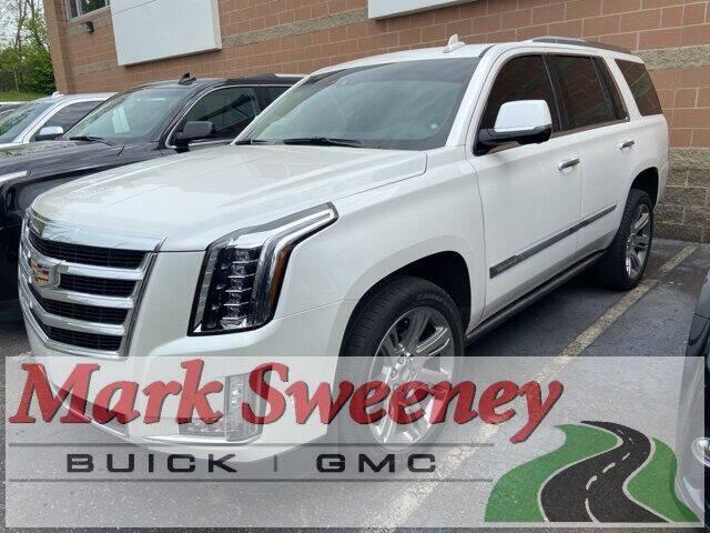 2017 Cadillac Escalade for sale at Mark Sweeney Buick GMC in Cincinnati OH