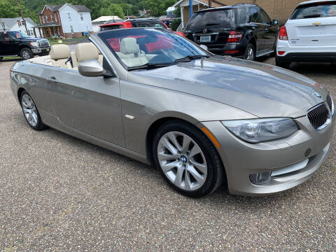 2011 BMW 3 Series for sale at MYERS PRE OWNED AUTOS & POWERSPORTS in Paden City WV