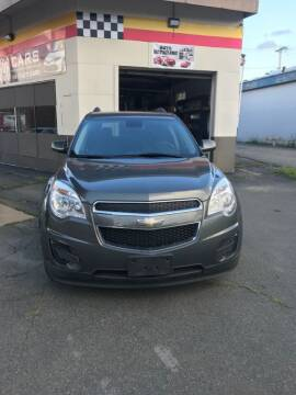 2013 Chevrolet Equinox for sale at 696 Automotive Sales & Service in Troy NY