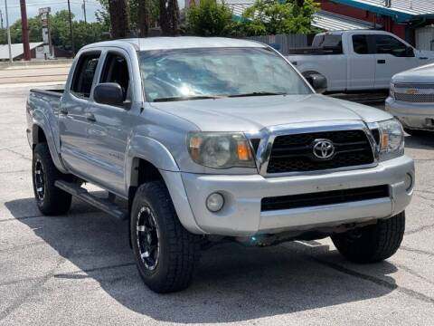 2011 Toyota Tacoma for sale at AWESOME CARS LLC in Austin TX
