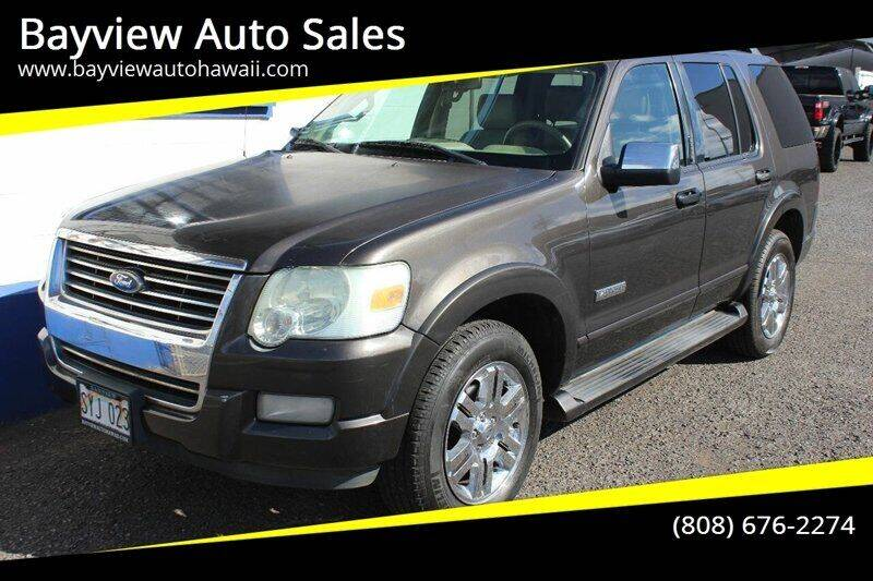 2006 Ford Explorer for sale at Bayview Auto Sales in Waipahu HI