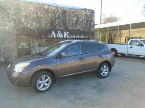 2008 Nissan Rogue for sale at A & K Auto Sales in Mauldin SC