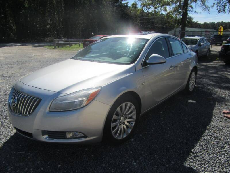 2011 Buick Regal for sale at Bullet Motors Charleston Area in Summerville SC