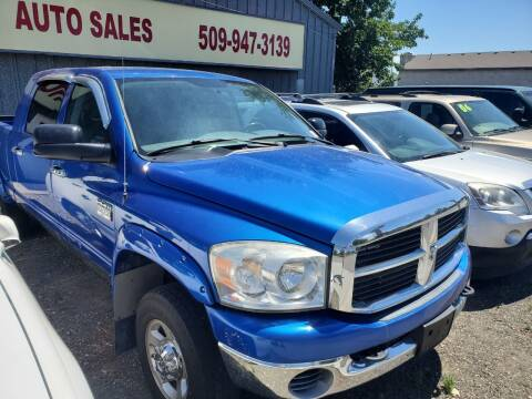 2007 Dodge Ram Pickup 3500 for sale at Horne's Auto Sales in Richland WA