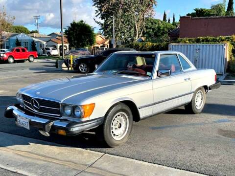 1977 Mercedes-Benz 450-Class for sale at Best Car Sales in South Gate CA