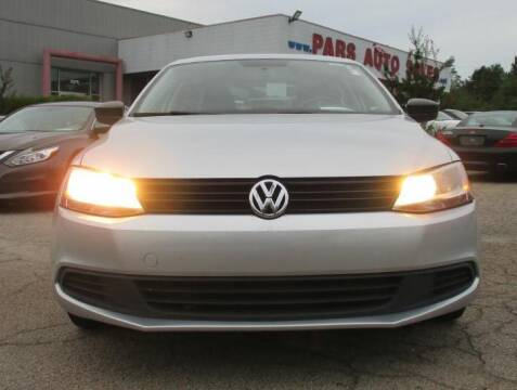 2014 Volkswagen Jetta for sale at Pars Auto Sales Inc in Stone Mountain GA