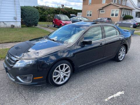 2012 Ford Fusion for sale at Jordan Auto Group in Paterson NJ