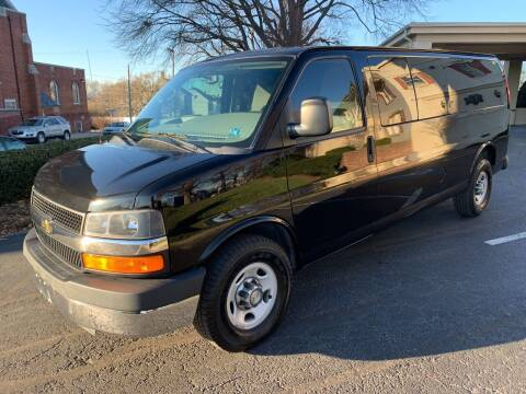 2013 Chevrolet Express Passenger for sale at On The Circuit Cars & Trucks in York PA