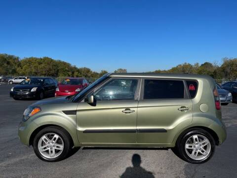 2011 Kia Soul for sale at CARS PLUS CREDIT in Independence MO