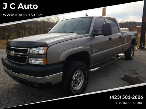 2006 Chevrolet Silverado 3500 for sale at J C Auto in Johnson City TN