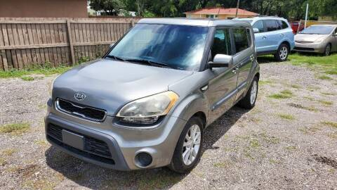 2013 Kia Soul for sale at Firm Life Auto Sales in Seffner FL