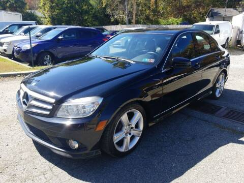 2010 Mercedes-Benz C-Class for sale at AMA Auto Sales LLC in Ringwood NJ