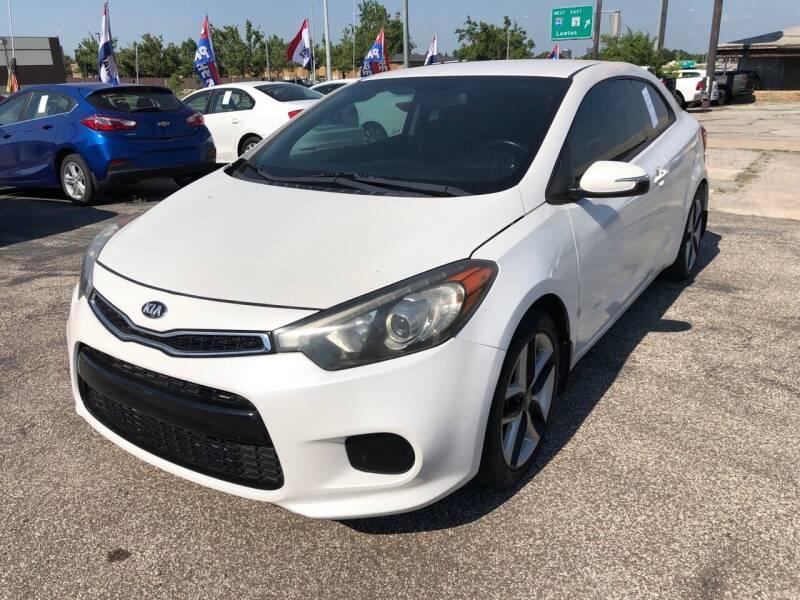 2014 Kia Forte Koup for sale in Oklahoma City, OK
