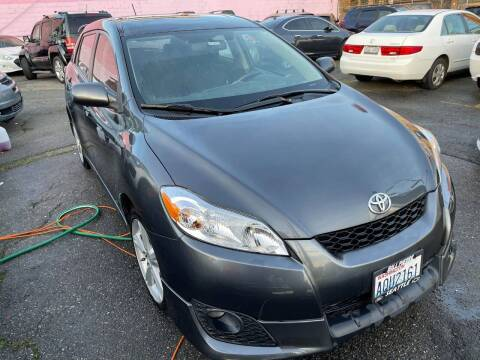 2010 Toyota Matrix for sale at SNS AUTO SALES in Seattle WA