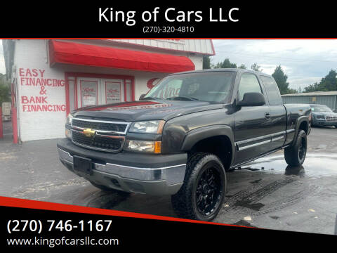 2003 Chevrolet Silverado 1500 for sale at King of Cars LLC in Bowling Green KY