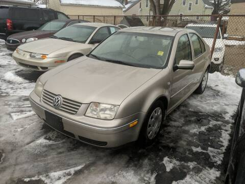 2005 Volkswagen Jetta for sale at Richland Motors in Cleveland OH