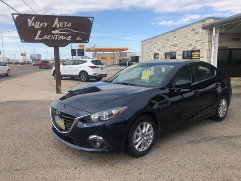 2016 Mazda MAZDA3 for sale at Valley Auto Locators in Gering NE
